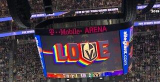 Vegas Golden Knights hosting Pride Night