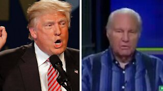 President Trump called Jimmy Swaggart!
