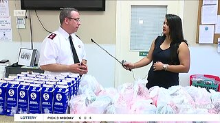 Salvation Army seeks donations for rising need at food pantry in Fort Myers