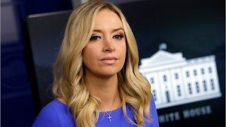 Trump Press Secretary Tests Positive For COVID-19