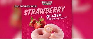 Krispy Kreme rolls out three kreme-filled flavors
