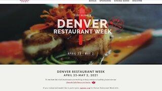 Denver Restaurant Week: Menus released today