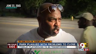Park plagued with problems to close