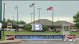 PLAC pushing for more school funding