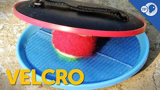 Stuff of Genius: Velcro