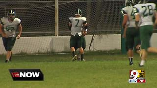 Dayton High School cancels Thursday night's football game against Ludlow High School