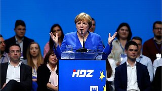 Merkel Call On Europe To Stand Up Against Far-Right Parties