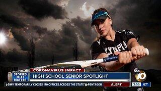 Senior Spotlight: Stephanie Alvarez