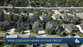 Boise Code Changes for Electric Cars