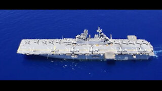 USS Wasp Virtual Fleet Week - Flight Deck