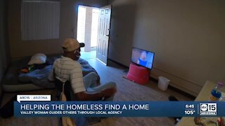 Helping the homeless find a home