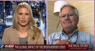 The Real Story - OANN Exclusive Border Footage with Rep. Jerry Carl