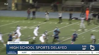 Decision on CIF sports delayed until 2021