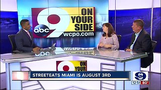 StreetEats Miami Is Coming Saturday, August 3, 2019