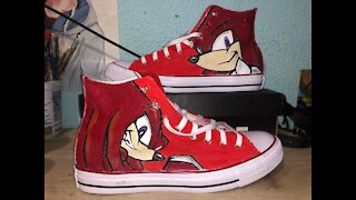 Knuckles-Al's Custom Shoes