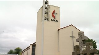 Catalina United Methodist Church taking preventative measures amid COVID-19