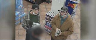 Police seek help identifying alleged robbers