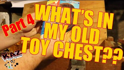 What Is In My Old Toy Box? - Part 4