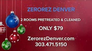 Deep Clean For The Holidays! // Zerorez Denver