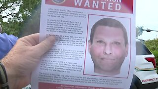 Collier County Sheriff's Office searching for kidnapper in Naples