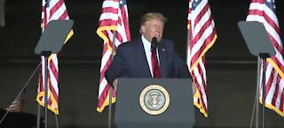 President Trump to campaign in Southern Nevada Sunday
