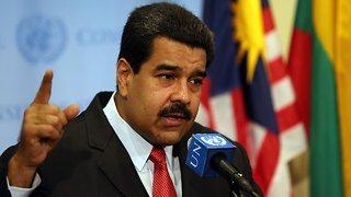 Venezuelan President Maduro Claims Secret Meetings With United States
