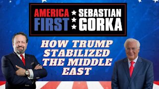 How Trump stabilized the Middle East. David Friedman with Sebastian Gorka on AMERICA First