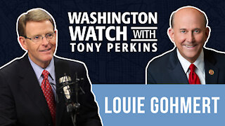 Rep. Louie Gohmert Talks About Being Fined for Inadvertently Bypassing a New Capitol Metal Detector