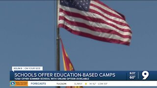 Summer school options abound for TUSD students