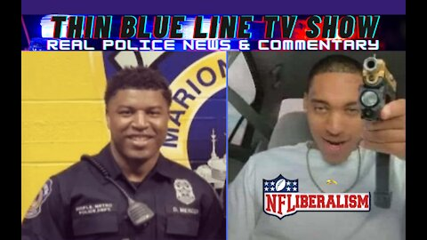 """Cop Sues The NFL Over Alleged Implication He Criminally Killed 'Say His Name"""" Hero"""