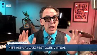 41st Annual Jazz Fest Goes Virtual