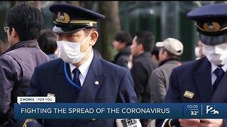 Coronavirus Causing Concern Among Athletes