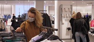 Retail companies want mask mandate