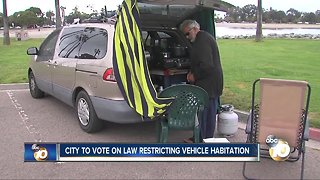 Despite new overnight parking lot, homeless worry about new vehicle ordinance
