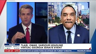 Bruce LeVell joins us to talk about Biden's impact on the Georgia senate runoffs.
