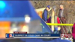 Suspect in girls' disappearance makes first court appearance, maintains innocence