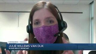 DHS Deputy Secretary speaks about coronavirus surge