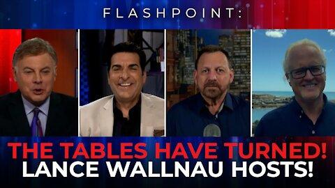 FlashPoint: Tables Have Turned!   Lance Wallnau Hosts! Gene Bailey, Hank Kunneman and Mario Murillo (9/7/21) 