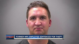 Former MPS IT service technician sentenced for theft