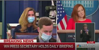 Psaki Babbles About Pandemic