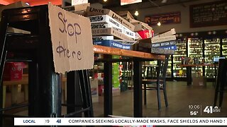 KCMO slowly reopens, some establishments aren't rushing