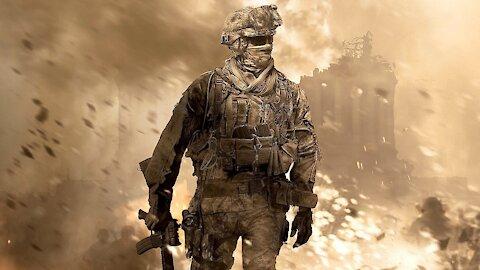 call of duty modern warfare 2 longplay