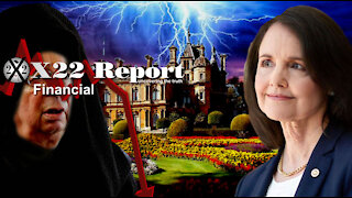 Ep. 2331a - Judy Shelton Blocked, The [CB] Moves Forward, Countermeasures In Place