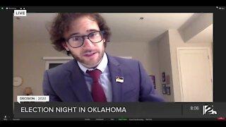 Election Night in Oklahoma