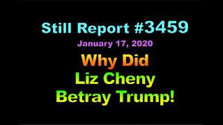 Why Did Liz Cheney Betray Trump?, 3459