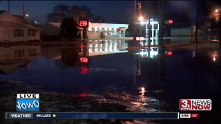 Flooding update from Fremont