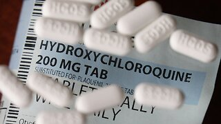 Study Suggests Hydroxychloroquine Has No Benefits In COVID-19 Cases