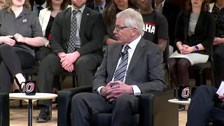 Former VP Joe Biden speaks at UNO