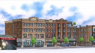 New mixed-use building featuring storefronts, apartments coming to Medina's historic district