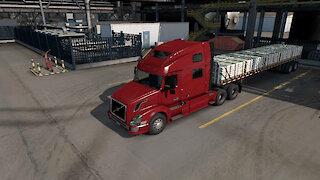 American Truck Simulator 2019 #4 Gameplay